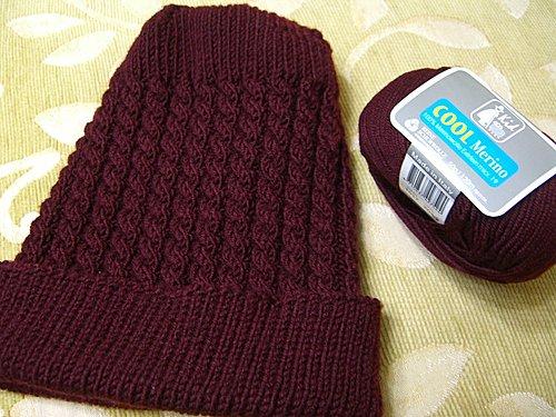 2007 暖暖毛線帽-1