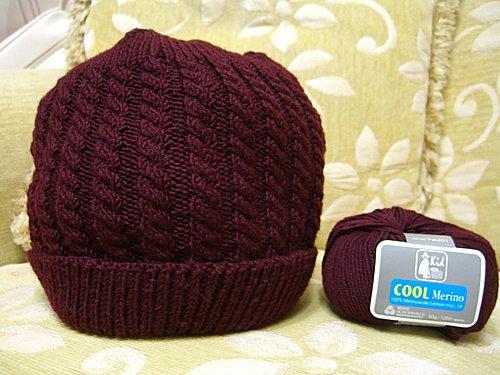 2007 暖暖毛線帽-3