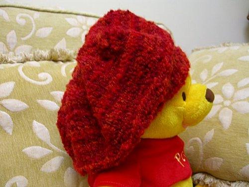 2007 貝蕾帽-2