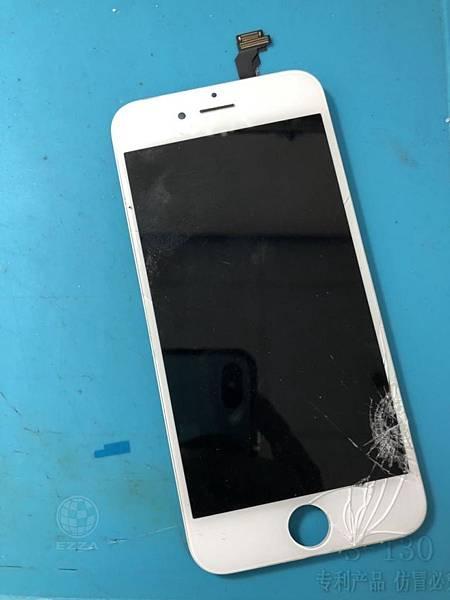 IPHONE6液晶摔毀
