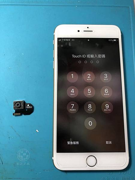 IPHONE6+更換相機