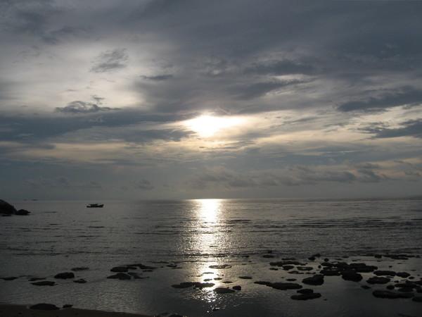 刁曼岛 。日落~ 21072007.jpg