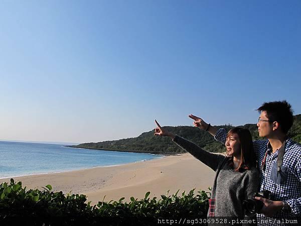 Jason Yip 夫妻-枋山濱海公園合照 029