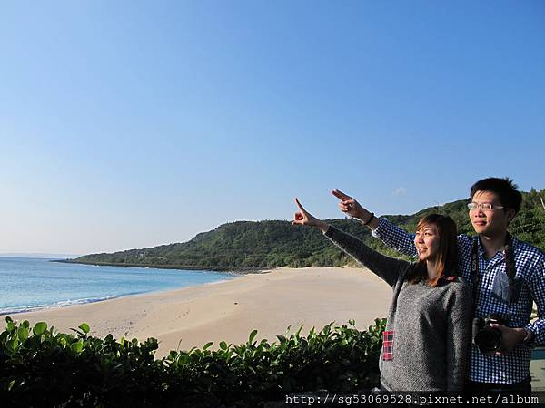Jason Yip 夫妻-枋山濱海公園合照 028