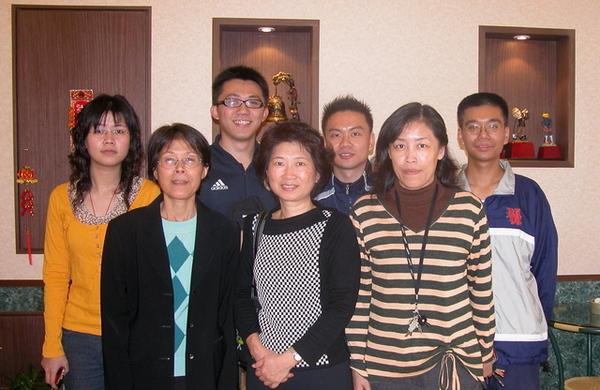 070206-資訊組聚餐 吃日本料理