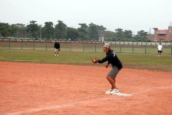 天天玩實況野球的防護員阿賓