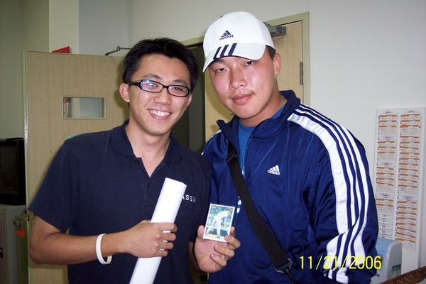我&郭泓志