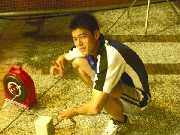 排球隊小王子 志強