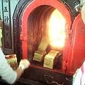 手機拍:福安宮的香爐