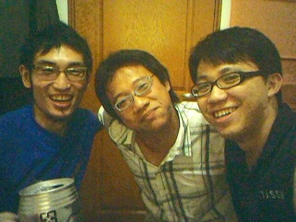 研究所三兄弟