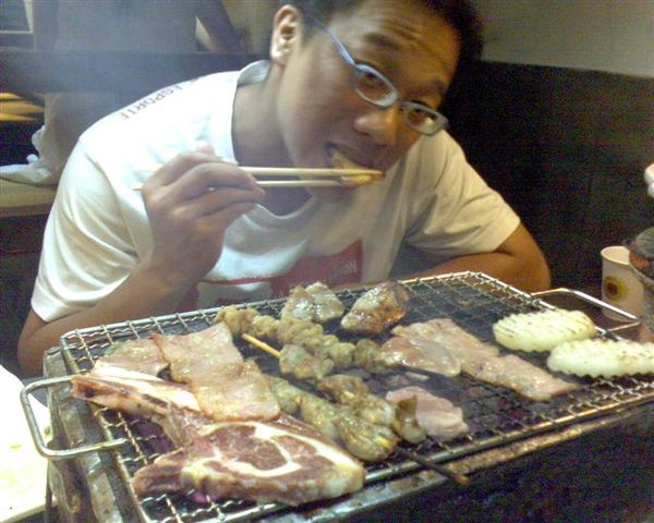 吃燒肉真是一大享受