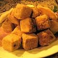超好吃必點的「脆皮豆腐」