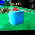 wii sport resort 射箭遊戲隱藏版箭靶 初級-4 蛋糕