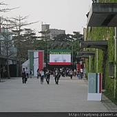 Vespa 華山Fashion Show (3).JPG