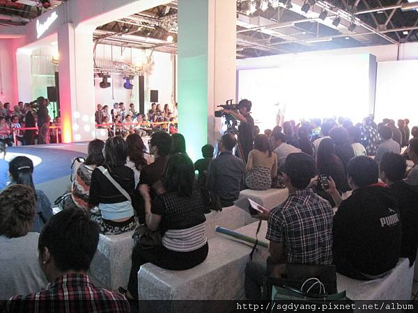Vespa 華山Fashion Show (18).JPG