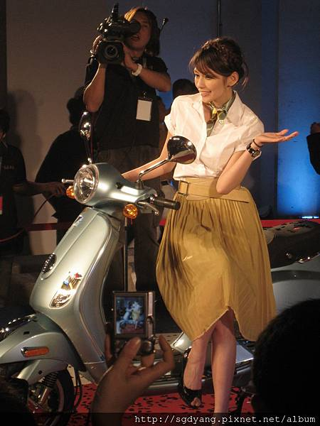 Vespa 華山Fashion Show (44).JPG