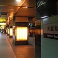 美麗島站的月台