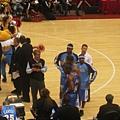 沒能獲得出賽機會的灌籃王James White & 李安