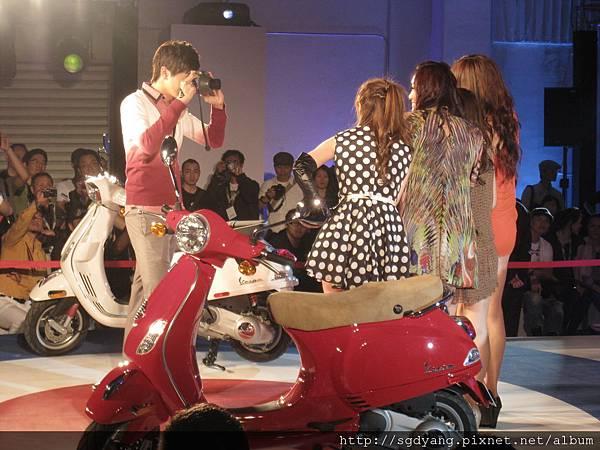 Vespa 華山Fashion Show (31).JPG