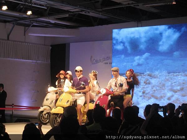 Vespa 華山Fashion Show (23).JPG