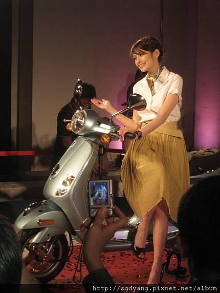 Vespa 華山Fashion Show (45).JPG
