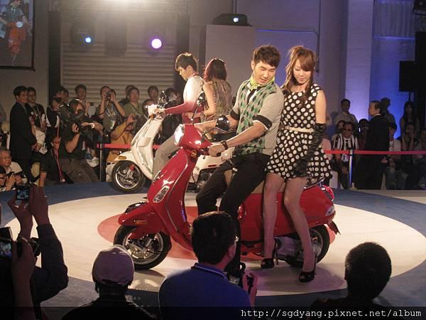 Vespa 華山Fashion Show (28).JPG