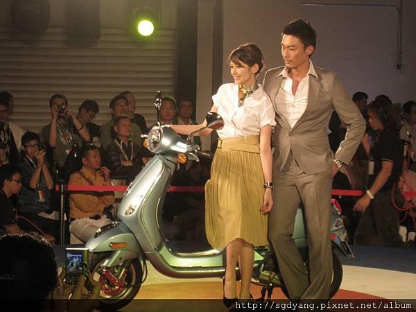 Vespa 華山Fashion Show (36).JPG