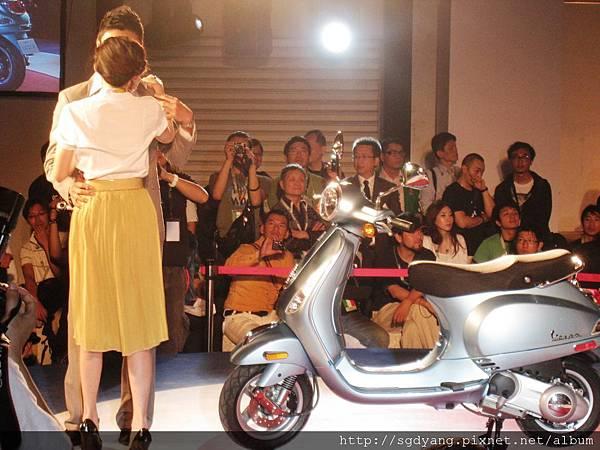 Vespa 華山Fashion Show (34).JPG