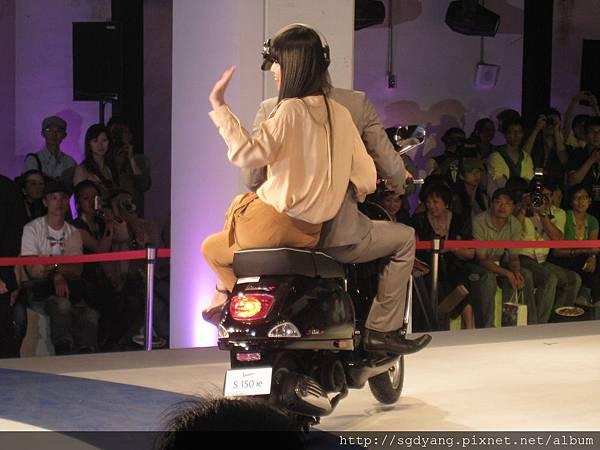 Vespa 華山Fashion Show (27).JPG