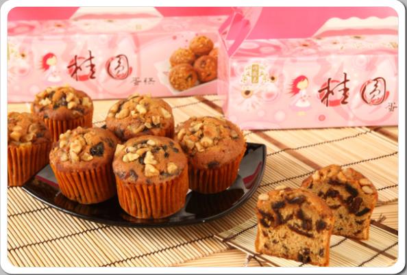 順觀泰蛋糕-桂圓蛋糕禮盒