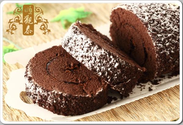 【順觀泰蛋糕】黑炫風巧克力