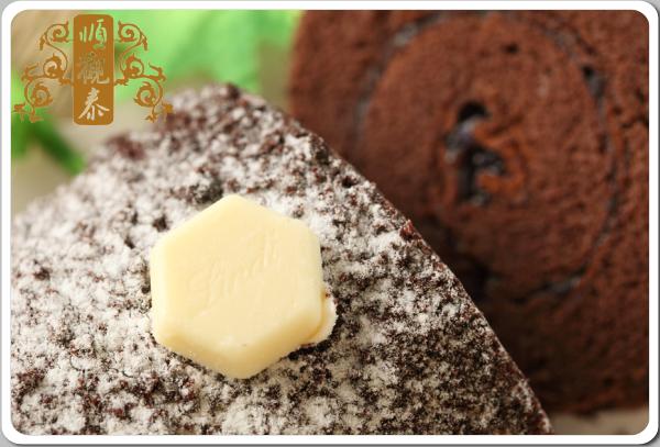 【順觀泰蛋糕】黑炫風巧克力蛋糕5