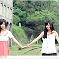 雙胞胎_菁桐車站 001
