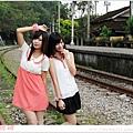 雙胞胎_菁桐車站 003