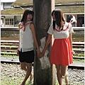 雙胞胎_菁桐車站 004