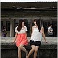 雙胞胎_菁桐車站 014