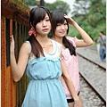 雙胞胎_菁桐車站 031