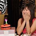 雪兒生日&小晃求婚 060