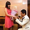 雪兒生日&小晃求婚 075