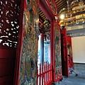 文昌廟門內側