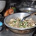 晚餐-燴鮮菇