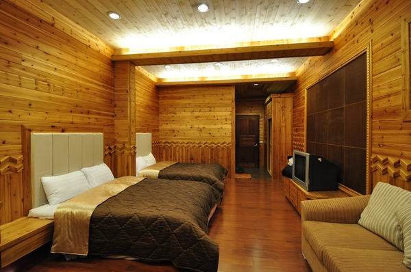 小木屋內部1