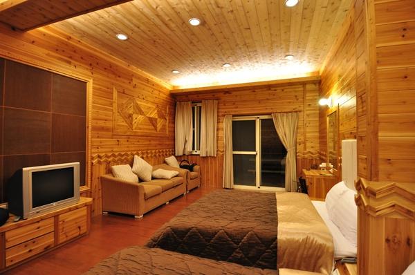 小木屋內部2