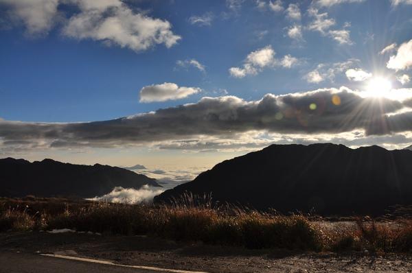 雲海加陽光
