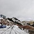 回到滑雪山莊