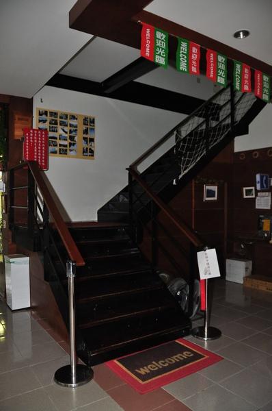 華崗渡假農場 住房在二樓