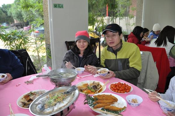 慶功宴 4
