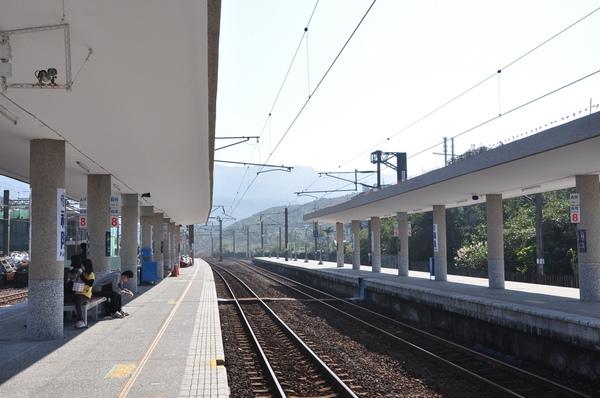 福隆車站2