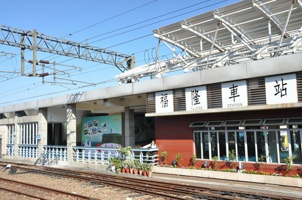 福隆車站3
