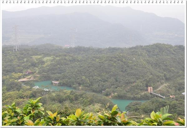 情人湖遠眺